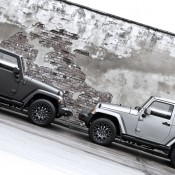 Kahn Wrangler Matte Pearl Platinum 4 175x175 at Kahn Design Jeep Wrangler Matte Pearl Platinum