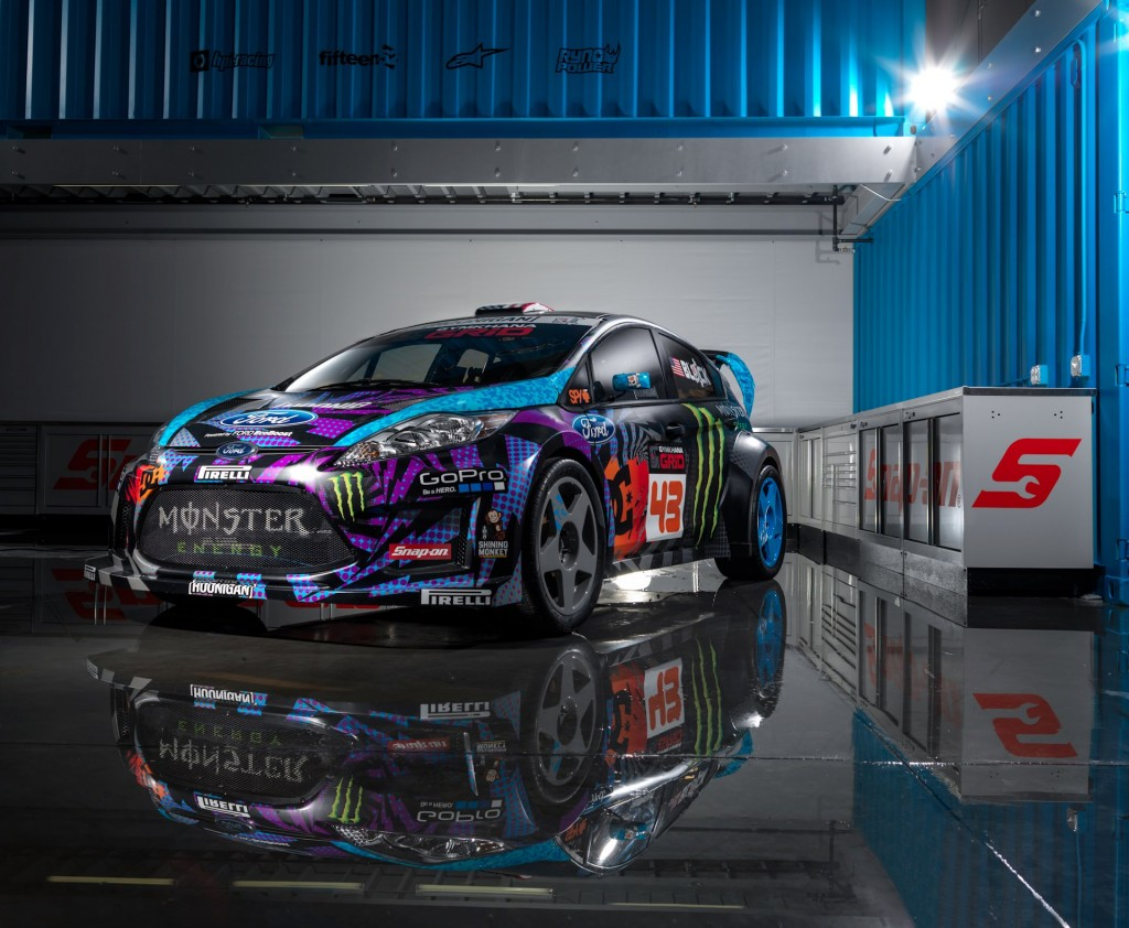 Ken Block S New Livery For Hoonigan Racing Division
