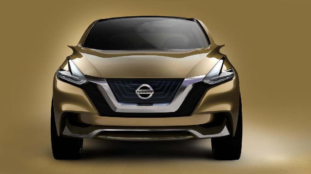 NAIAS 2013: Nissan Resonance Concept