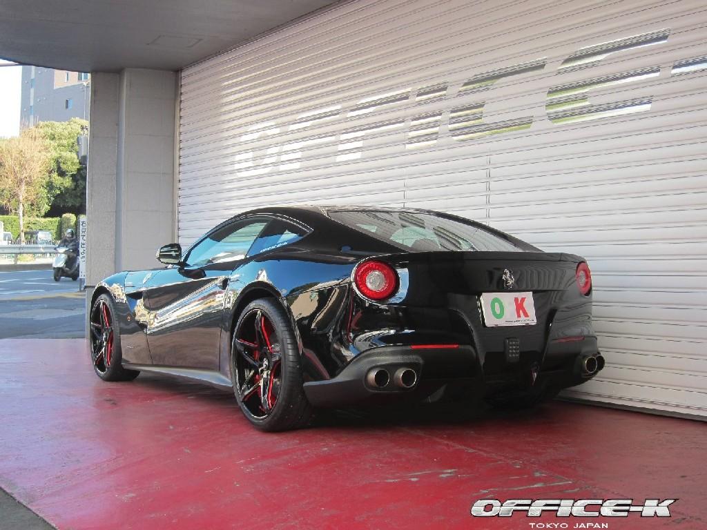 Ferrari F12 Berlinetta Tweaked By Office K