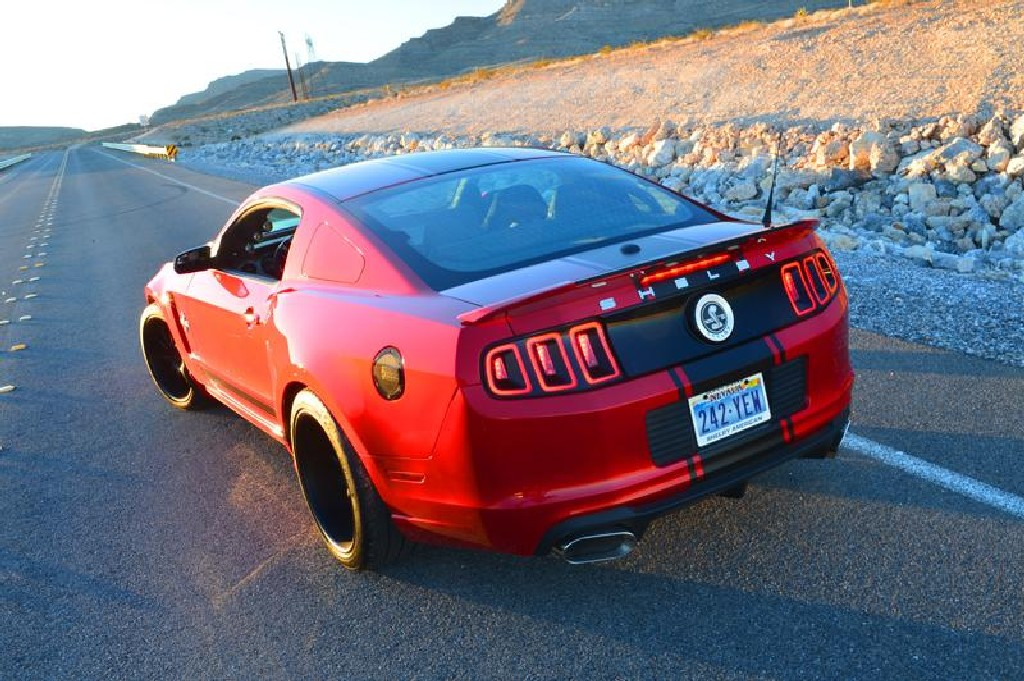 2013 Ford Focus Tires >> NAIAS 2013: Shelby GT500 Super Snake Widebody