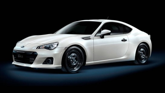 Subaru BRZ RA Racing 1 545x306 at Subaru BRZ RA Racing Announced