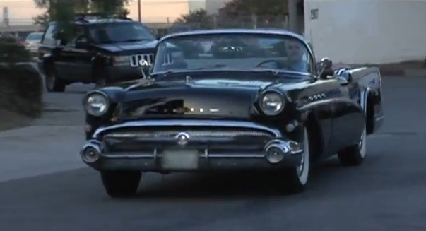 1957 Buick Roadmaster Review By Jay Leno