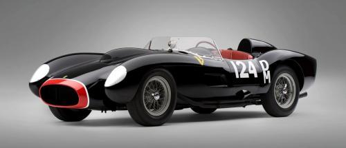 1957 ferrari 250 tr at 1957 Ferrari 250 Testa Rossa to be auctioned