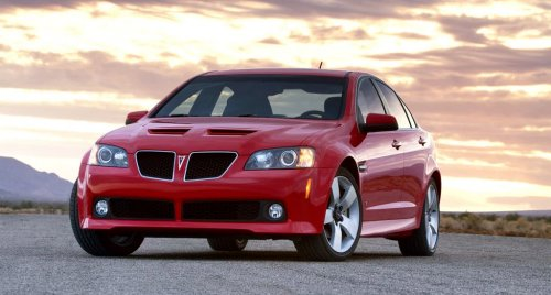 2008 pontiac g82.thumbnail at Pontiac G8 soul lives on Chevrolet Caprice body!