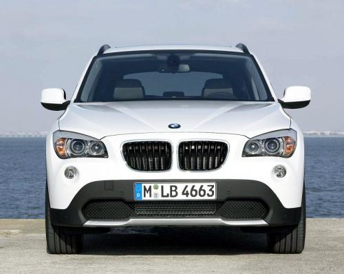2010 Bmw X1 1 At Official Pictures