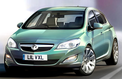 2010 vauxhall astra1 at Next Vauxhall Astra renderings