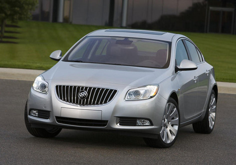 2011 buick regal 21 at 2011 Buick Regal Official Videos