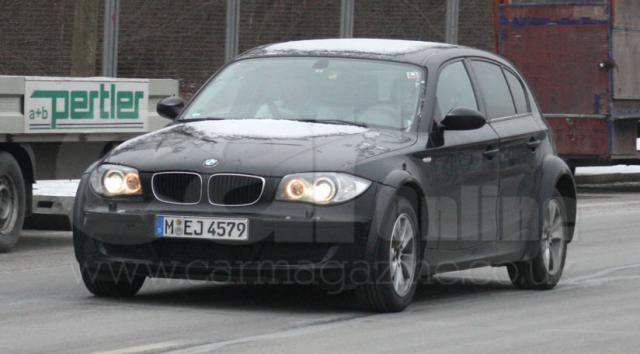 2011bmw1series at 2011 BMW 1 series Details