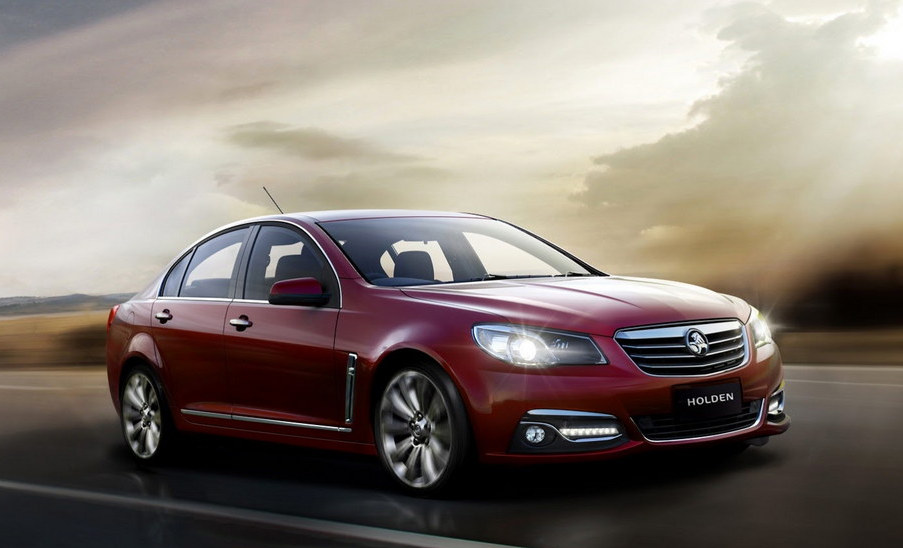 2014 Holden Commodore VF 1 at 2014 Holden Commodore VF Revealed, Previews Chevrolet SS