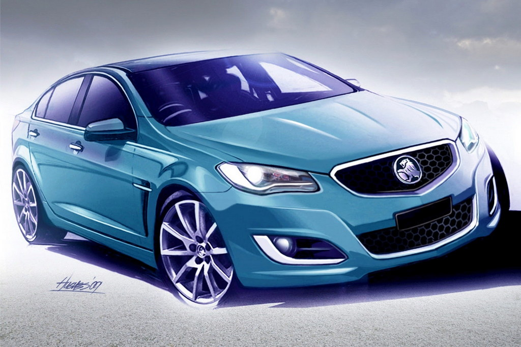 2014 holden commodore vf revealed previews chevrolet ss