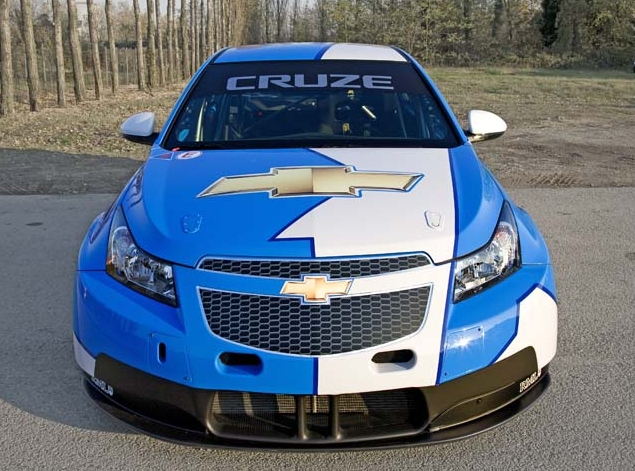 259405 at Chevrolet Cruze WTCC Revealed in Bologna