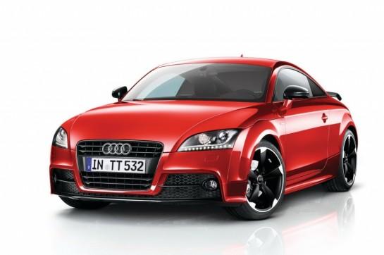 Audi TT Amplified Black Edition 545x362 at Audi TT Amplified Black Edition Announced