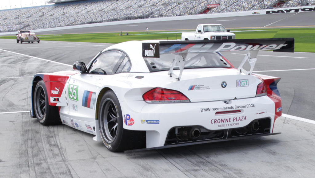 Gallery Bmw Z4 Gte Race Car