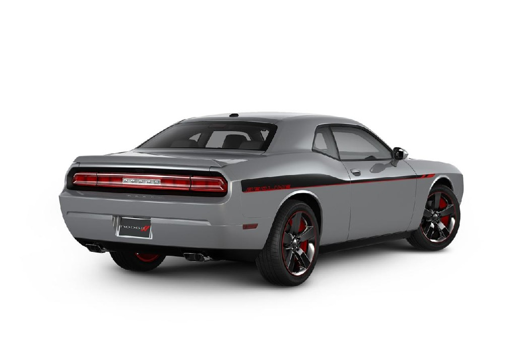 Chicago Debut For Dodge Challenger R T Redline