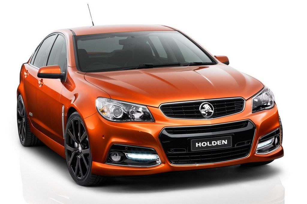 Holden VF Commodore SS V 1 at Holden VF Commodore SS V: An Early Look at Chevy SS