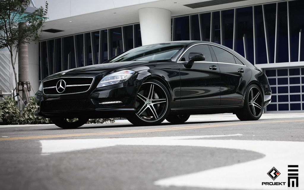 Mercedes cls 550 by k3 projekt for 2009 mercedes benz cls 550 amg