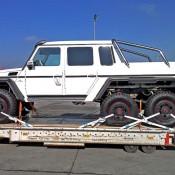 Mercedes G63 AMG 6x6 Pickup 1 175x175 at Scooped: Mercedes G63 AMG 6x6 Pickup