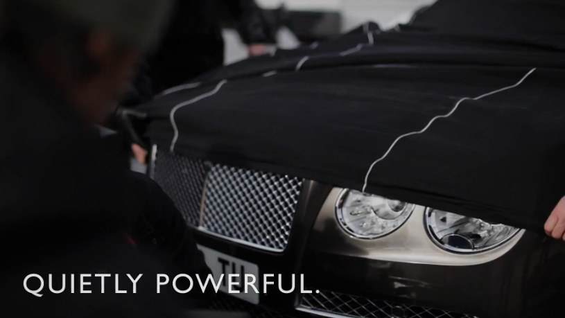 NewFlyingSpur at New Bentley Flying Spur Partially Revealed in New Teaser