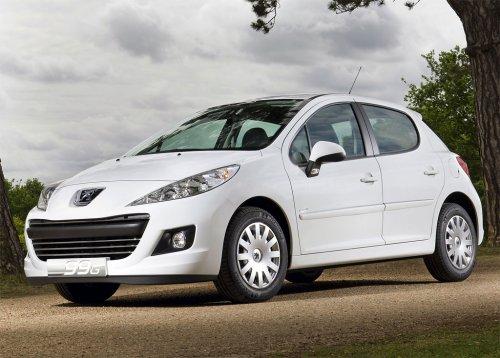 Peugeot 207 Economique 1 at Peugeot 207 Economique for UK with 74 MPG!