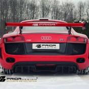 Prior Design Audi R8 Winter Photoshoot 2 175x175 at Gallery: Prior Design Audi R8 Winter Photoshoot