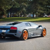 Rose Gold Lambo 5 175x175 at Gallery: Lamborghini Murcielago on Rose Gold PUR Wheels