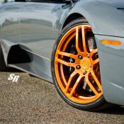 Rose Gold Lambo 7 175x175 at Gallery: Lamborghini Murcielago on Rose Gold PUR Wheels