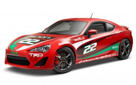 Toyota Pro Celebrity Race FR S 1 545x340 at Scion Prepping Racing FR S for Toyota Pro/Celebrity Race