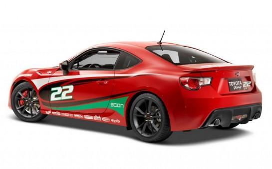 Toyota Pro Celebrity Race FR S 2 545x340 at Scion Prepping Racing FR S for Toyota Pro/Celebrity Race