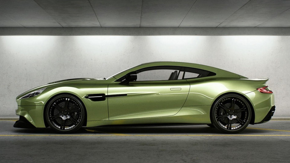 wheelsandmore aston martin vanquish revealed
