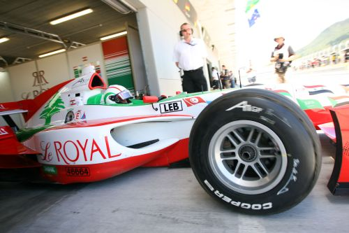 a1gp lebanon taupo at A1 GP : Lebanon Surprised With 3rd Place On the Grid
