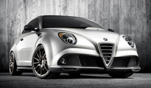 alfa mito gta concept1 at Video: Alfa Romeo MiTo GTA
