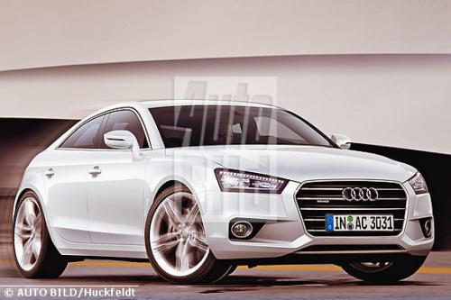 Audi A3 Coupe 2017 At Four Door For