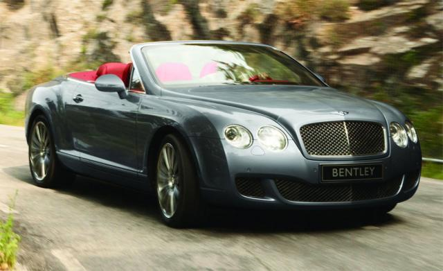 bentley continental gtc speed 2 at Bentley Continental GTC Speed