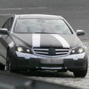 car photo 290082 25 175x175 at Best Spyshots of Mercedes E class coupe