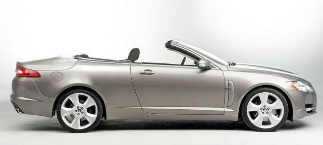 car photo 292989 25 at Jaguar To Make XF Roadster