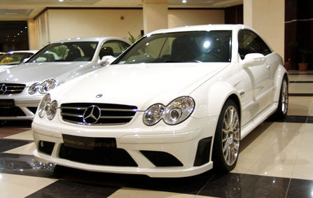clk 63 black me at No AMG treatment for the E class coupe