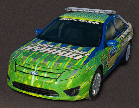 fusionpacecarfinal opt at Ford Fusion  First Hybrid Pace Car