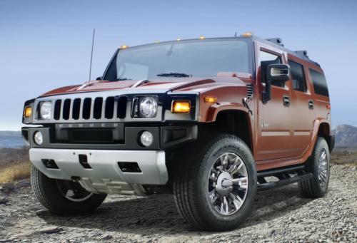 hummer h2 belack chrome 1 at GM offers Hummer H2 Black Chrome in UAE