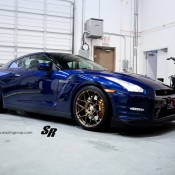 nissan gtr hre 1 175x175 at Gallery: SR Auto Nissan GT R on HRE Wheels