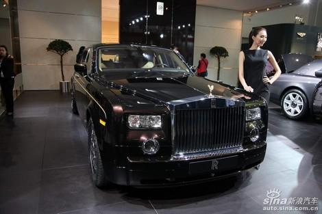 rolls royce phantom china limited edition mirage small 02 at Rolls Royce Phantom CHINA Limited Edition