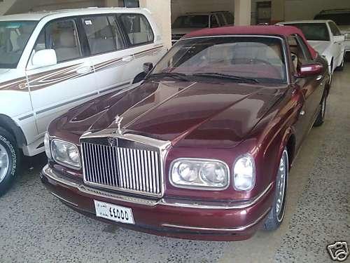 saddamcar at Saddam Hussein's Rolls Royce for sale on eBay!