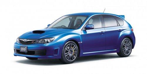 subaru impreza wrx sti spec c 11 at Subaru Impreza WRX STI Spec C for Japan