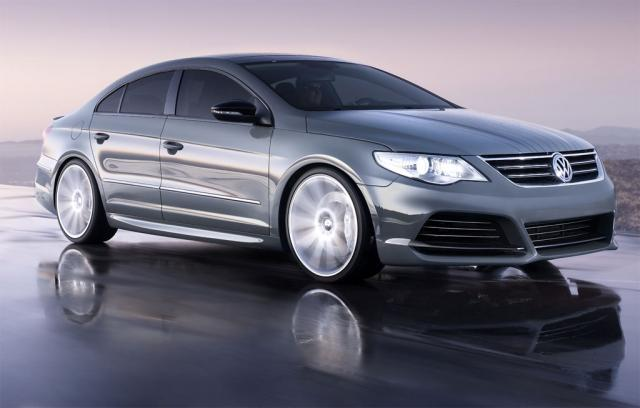 volkswagen cc performance 2 at Volkswagen CC Performance Concept