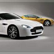 2010 aston martin v8 vantage n420 front side 1 175x175 at Aston Martin History & Photo Gallery