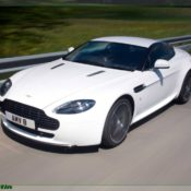 2010 aston martin v8 vantage n420 front side 3 1 175x175 at Aston Martin History & Photo Gallery