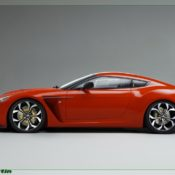 2011 aston martin v12 zagato sdie 175x175 at Aston Martin History & Photo Gallery
