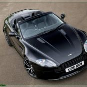 2011 aston martin v8 vantage n420 roadster front 2 175x175 at Aston Martin History & Photo Gallery