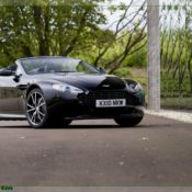 2011 aston martin v8 vantage n420 roadster front 3 175x175 at Aston Martin History & Photo Gallery