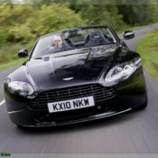 2011 aston martin v8 vantage n420 roadster front 4 175x175 at Aston Martin History & Photo Gallery